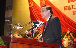 Khai mạc Đại hội đại biểu Đảng bộ tỉnh Điện Biên