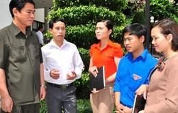 Kiến nghị Bộ Chính trị xem xét bố trí đội viên dự án 600 Phó Chủ tịch xã