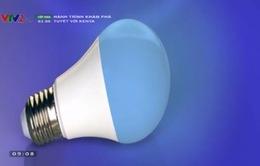 Bóng đèn thay đổi màu sắc theo tâm trạng