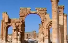 Liên Hợp Quốc xác nhận ngôi đền cổ ở Palmyra bị phá huỷ