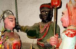 Sự thật về ngôi đền thờ Thần thuốc phiện