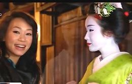 Khởi nghiệp từ nghi thức làm đẹp Geisha truyền thống