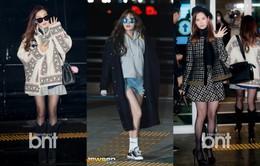MAMA 2015: Mặc giá rét, sao Hàn vẫn ăn mặc 'mát mẻ'