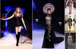 5 chân dài đầy sức hút của làng mẫu Việt 2015
