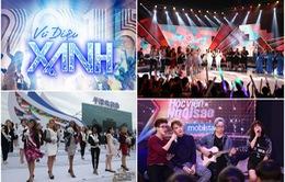 Hấp dẫn các chương trình chung kết trên VTV6 tháng 12