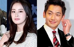 Kim Tae Hee bị bắt gặp hẹn hò với Bi Rain