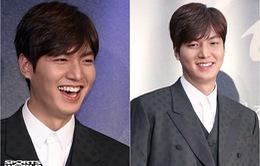 """Lee Min Ho """"đốn tim"""" fan với nụ cười tỏa nắng"""