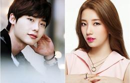 Lee Jong Suk bác tin đồn hẹn hò Suzy
