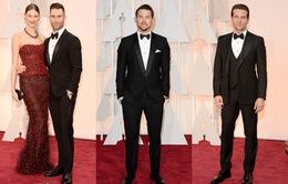 "Oscar 2015: ""Soi"" phục trang các mỹ nam Hollywood"