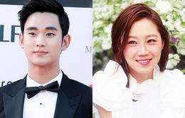 """Kim Soo Hyun """"chạm trán"""" Gong Hyo Jin trong phim mới"""