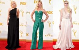 Dàn sao Hollywood khoe sắc lộng lẫy trên thảm đỏ Emmy 2015