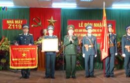 Nhà máy Z119 nhận danh hiệu Anh hùng Lực lượng vũ trang nhân dân