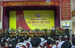 Hơn 1.400 Đảng bộ cấp huyện đã tổ chức xong Đại hội