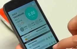 Từ bỏ thói quen uống rượu bằng… smartphone
