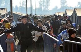 EU và Thổ Nhĩ Kỳ ký thỏa thuận hạn chế dòng người di cư