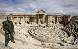 Chạy đua để cứu các cổ vật ở Syria: Nguy hiểm không kém phần