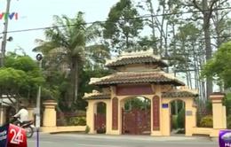 Nhiều di tích ở Vĩnh Long bị xâm chiếm