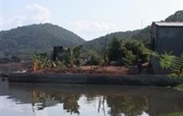 """Phú Yên: Khu di tích đầm Ô Loan đangbị """"xẻ thịt"""""""
