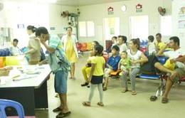 Đà Nẵng: Trẻ nhập viện tăng cao do nắng nóng kéo dài