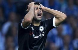 Diego Costa bị gạch tên khỏi ĐT Tây Ban Nha dự vòng loại Euro