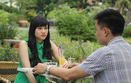 DV Thanh Hoa: Toát mồ hôi khi phải diễn cảnh hôn trước mặt chồng