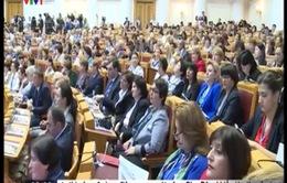 Khai mạc Diễn đàn Phụ nữ Á - Âu lần thứ nhất