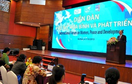 'Vị thế của phụ nữ Việt Nam ngày càng được nâng cao'