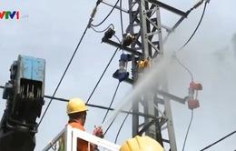 Công nghệ sửa chữa lưới điện cao thế không cần cắt điện