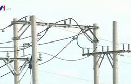Điện lưới quốc gia phủ sóng các xã ở tỉnh Cà Mau