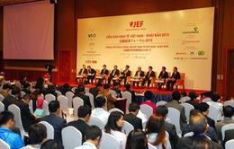 Gần 200 DN tham dự Diễn đàn Kinh tế Việt Nam - Nhật Bản 2015