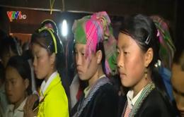 Lai Châu: Người H'Mông vui mừng đón Tết đầu tiên có điện