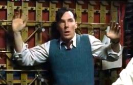 Diễn viên Benedict Cumberbatch được phong Hiệp sĩ