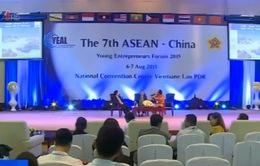 Khai mạc Diễn đàn doanh nhân trẻ ASEAN - Trung Quốc