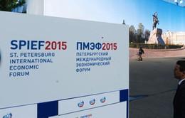 Khai mạc Diễn đàn kinh tế quốc tế St.Petersburg lần thứ 19