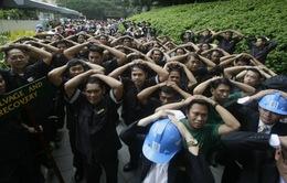 Diễn tập chống động đất tại Philippines