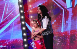 Diệp Lâm Anh áp lực khi làm MC Vietnam's Got Talent 2016