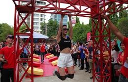 Cuộc đua kỳ thú 2015: Diệp Lâm Anh mong chờ mùa đua mới quyết liệt hơn