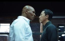 """Chân Tử Đan đối đầu Mike Tyson trong """"Diệp Vấn 3"""""""