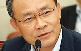 Keangnam, Lotte dính nghi án lập quỹ đen