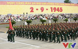 Sự kiện trong nước nổi bật (30/8-5/9): 30.000 người diễu binh mừng Quốc khánh