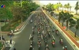 Hơn 1.000 người diễu hành vì an toàn giao thông tại Philippines