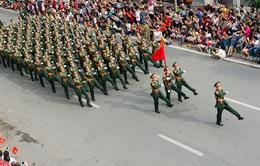 Khoảnh khắc đặc biệt ấn tượng của Lễ diễu binh, diễu hành mừng 70 năm Quốc khánh