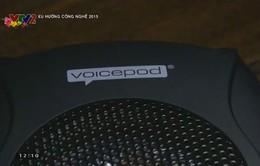 Điều khiển thiết bị bằng giọng nói đang dần hiện hữu
