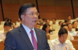 Bộ trưởng Bộ Tài chính cam kết sẽ thu được 76.000 tỉ tiền nợ thuế