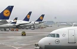Lufthansa thiệt hại 10 triệu Euro/ngày do đình công kéo dài