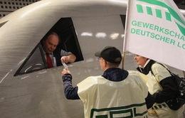 Đức: Lái tàu hỏa đình công 1 tuần đòi tăng lương