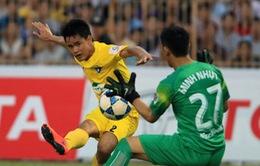 Lịch thi đấu và tường thuật trực tiếp vòng 17 V.League 2015