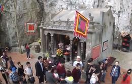 Ninh Bình: Tôn tạo di tích Hành cung thời Trần