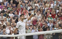 Novak Djokovic có thể bắt kịp Federer? Lịch sử nói không!