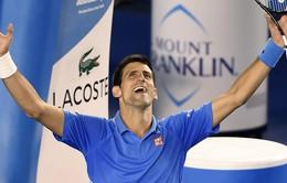 Vừa hết Úc mở rộng, Novak Djokovic đã nghĩ tới Pháp mở rộng